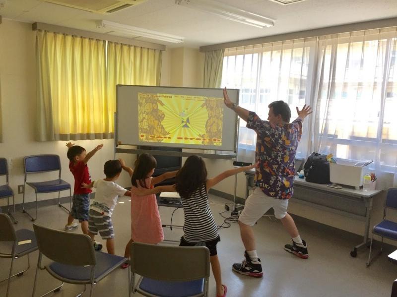 サマースクール 幼児クラス