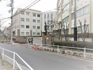 (修正)英検2次試験会場 十条帝京高校